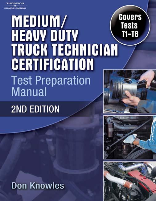 Mediumheavy Duty Truck Technician Certification Test Preparation