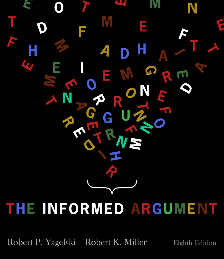 The Informed Argument - 9781428262300 - Cengage