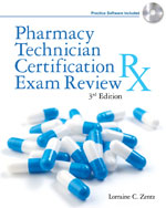 pharmacy technician certification exam review - 9781428320628 - cengage