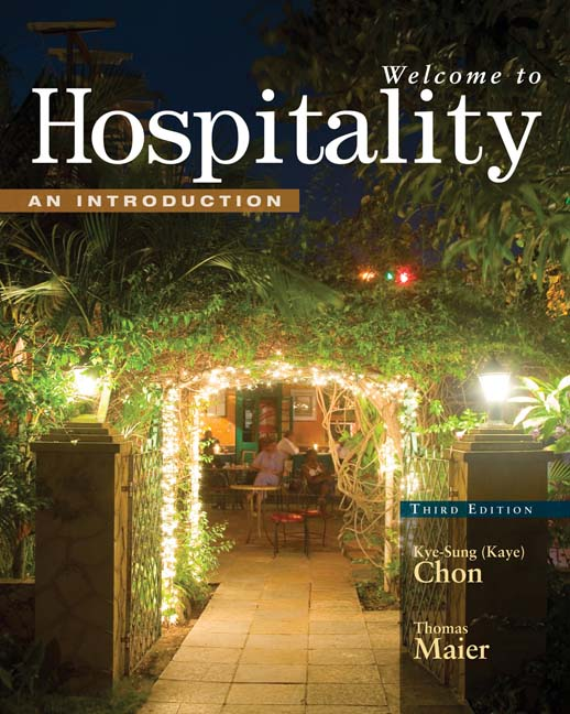 Welcome to hospitality 9781428321489 cengage welcome to hospitality fandeluxe Gallery