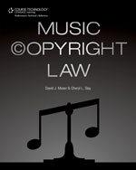 music copyright Although they are separate works, a musical composition and a sound record-  ing may be registered together on a single application if ownership of the.