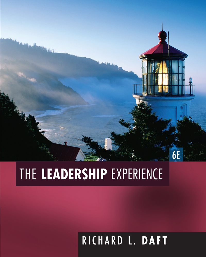 The Leadership Experience 9781435462854 Cengage
