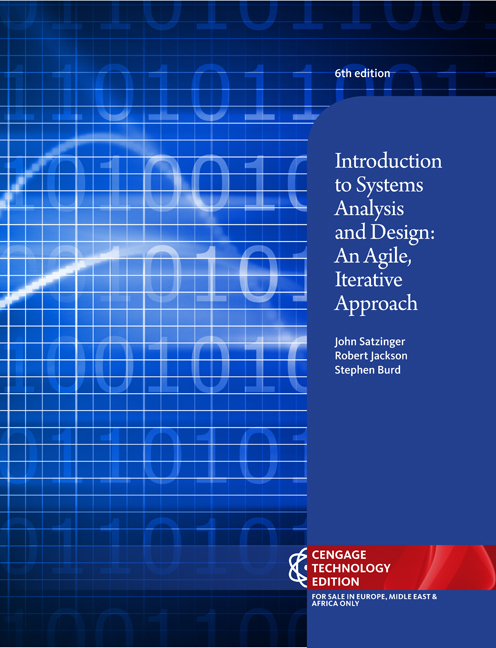 Introduction To Systems Analysis And Design 9781473704749 Cengage