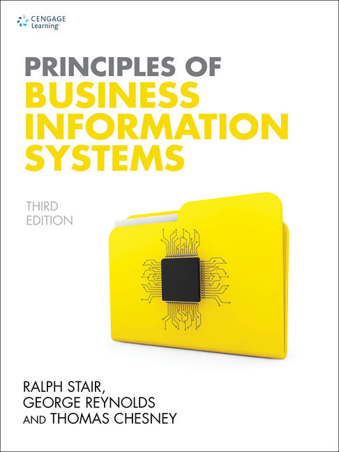 Principles of Business Information Systems