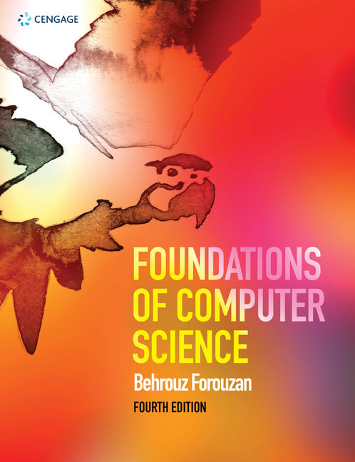 Foundations Of Computer Science 9781473751040 Cengage