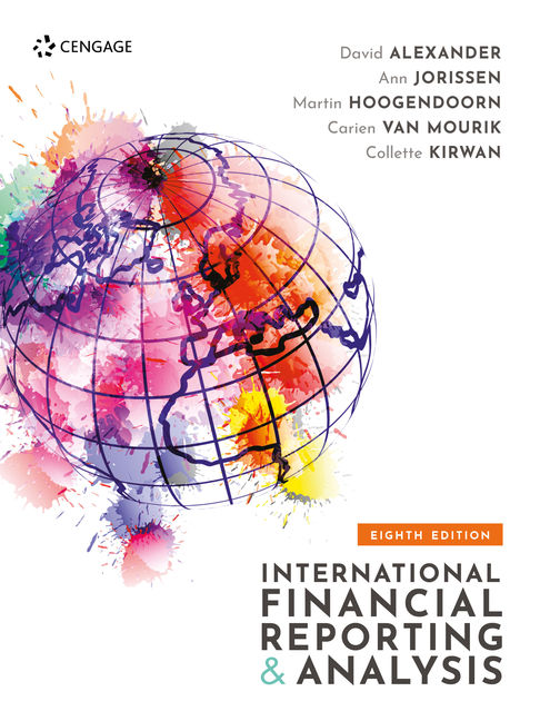 International Financial Reporting & Analysis