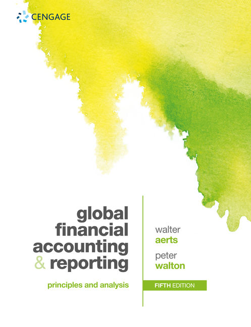 Global Financial Accounting & Reporting