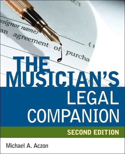 The Musician's Legal Companion