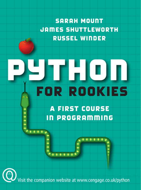Python for Rookies