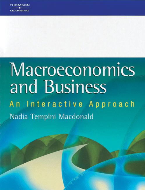 Macroeconomics and Business