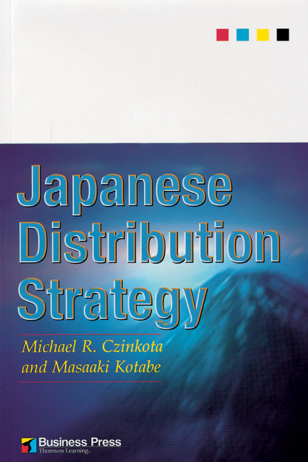 Japanese Distribution Strategy