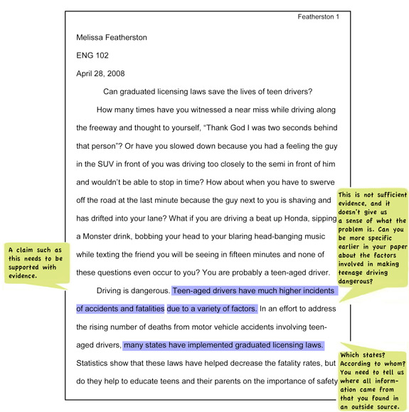 mla format argumentative research paper Unless your teacher wants a 5 paragraph essay c creating an outline there are several different ways to format an outline, but the mla method.