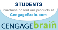 Cengage Brain link to resouces