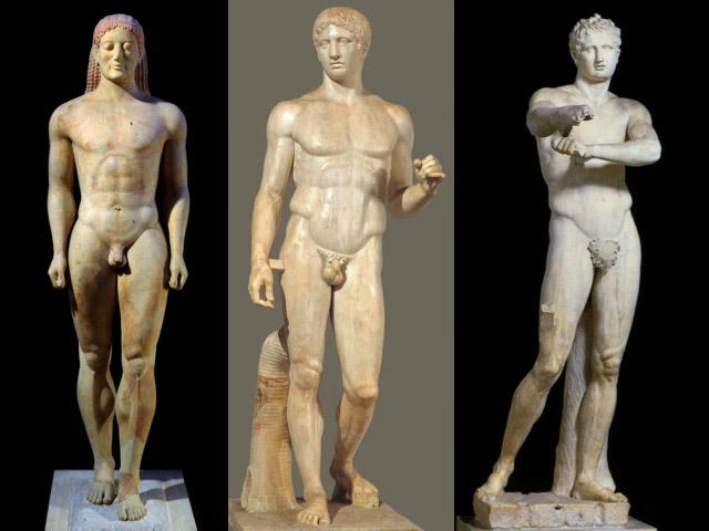 Classical greek art essay