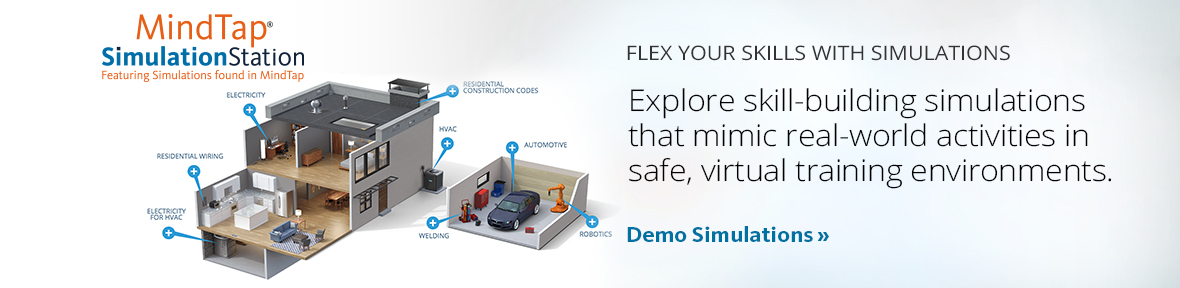 Flex Your Skills with Simulations. Explore skill-building simulations that mimic real-world activities in safe, virtual training environments. Demo Simulations.