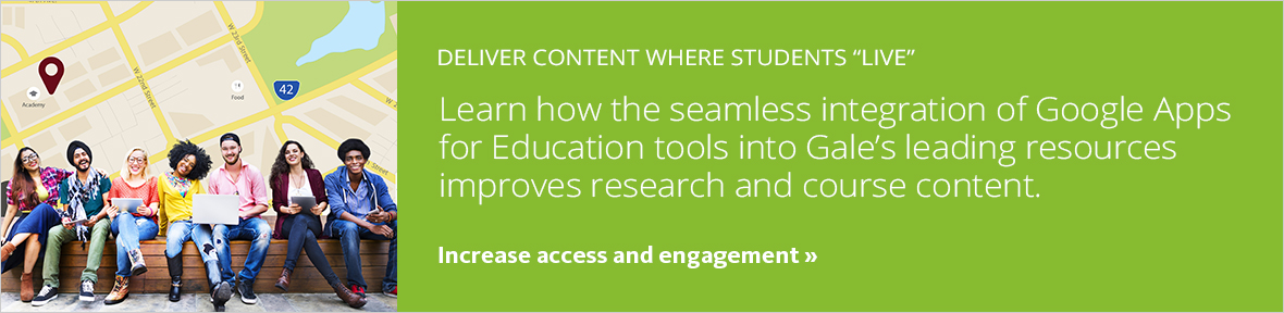 "Google - Deliver Content Where Students ""Live"""