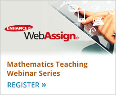 Mathematics Teaching Webinar Series. Register now.