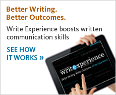 Find out how Write Experience works to boost student writing skills