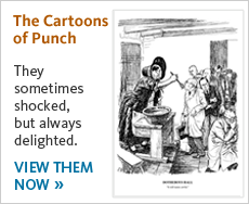 View the Cartoons of Punch