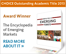 The Encyclopedia of Emerging Markets—CHOICE Outstanding Academic Title 2013