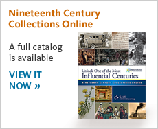 View our full Nineteenth Century Collections Online catalog