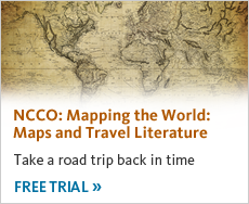 Mapping the World: Maps and Travel Literature. Take a road trip back in time. Get free trial now.