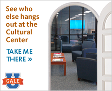 See who else hangs out at the Cultural Center. Take me there.