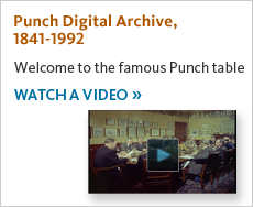 Punch Digital Archive coming soon. Watch a video now.
