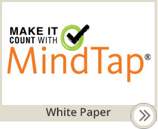 Graphic: Make It Count with MindTap