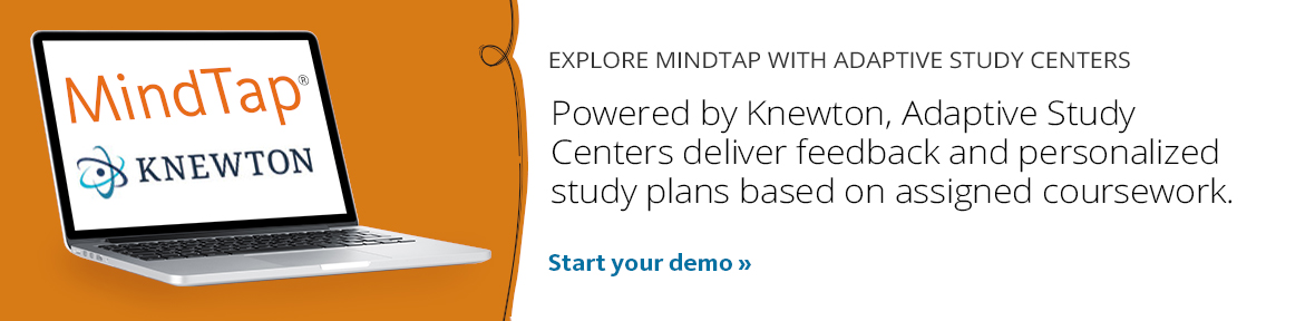 Adaptive Study Centers, powered by Knewton