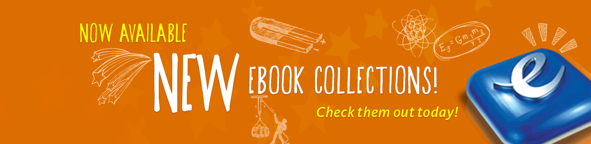 Now Available: new eBook collections. Check them out today.