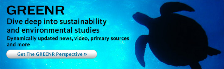 GREENR. Dive deep into sustainability and environmental studies. Get the GREENR perspective.