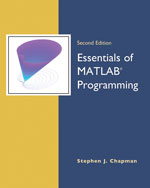 Essentials of MATLAB® Programming