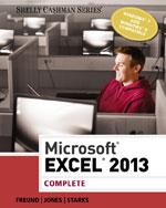 Microsoft® Excel® 2013: Complete