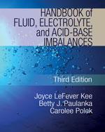 Handbook of Fluids, Electroyles and Acid Base Imbalances