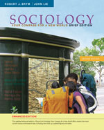 Sociology: Your Compass for a New World, Brief Edition: Enhanced Edition