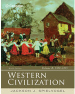 Western Civilization: Volume B: 1300-1815
