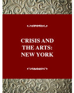 Crisis and the Arts: The History of Dada: Dada New York: New World for Old