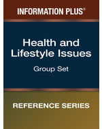 Information Plus Reference Series: Health & Lifestyle Issues Group Set