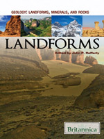 Geology: Landforms, Minerals, and Rocks: Landforms