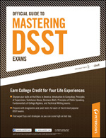 Peterson's Bundle 1: Peterson's Official Guide To Mastering DSST Exams
