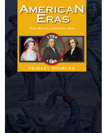 American Eras: Primary Sources: Revolutionary Era (1754-1783)