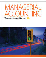 Managerial Accounting, 13e