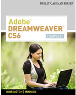 Adobe® Dreamweaver® CS6: Complete