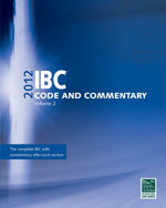 2012 International Building Code Commentary Volume 2