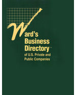 Ward's Business Directory of Private and Public Companies in Mexico and Canada
