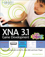 XNA 3.0 Game Development for Teens