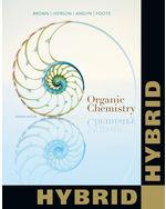 Organic Chemistry, Hybrid Edition
