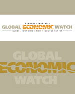 Global Economic Watch GEC Resource Center Printed Access Card