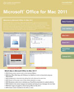 Microsoft® Office 2011 for Mac CourseNotes